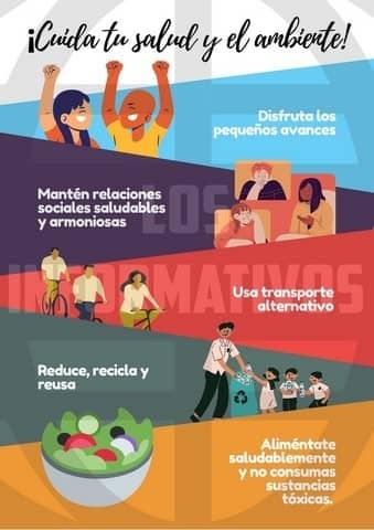 Campaña para promover la salud
